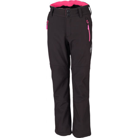Lewro ORES - Girls' softshell pants