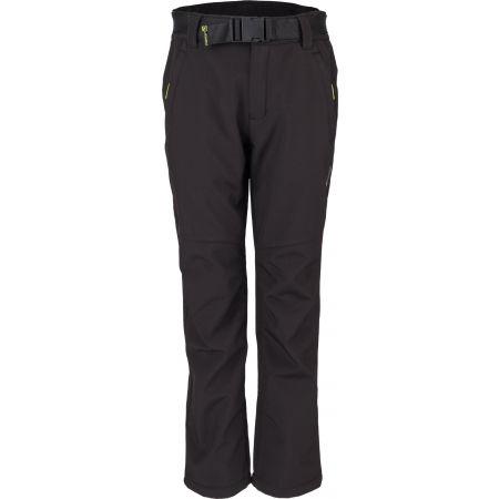 Chlapčenské softshellové nohavice - Lewro NERYS - 2