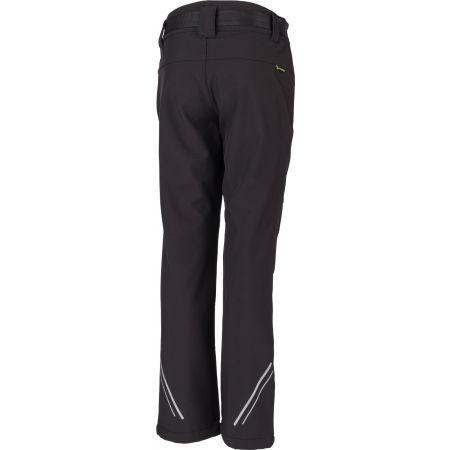 Chlapčenské softshellové nohavice - Lewro NERYS - 3