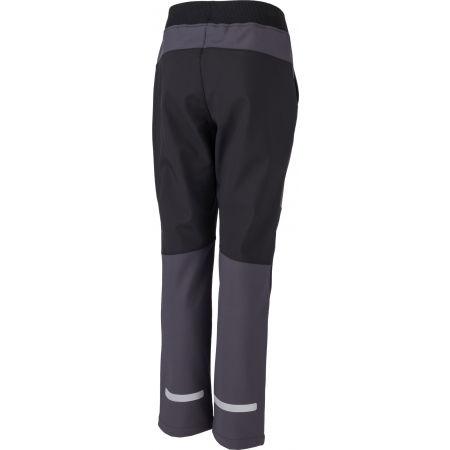 Chlapčenské softshellové nohavice - Lewro NORAY - 3