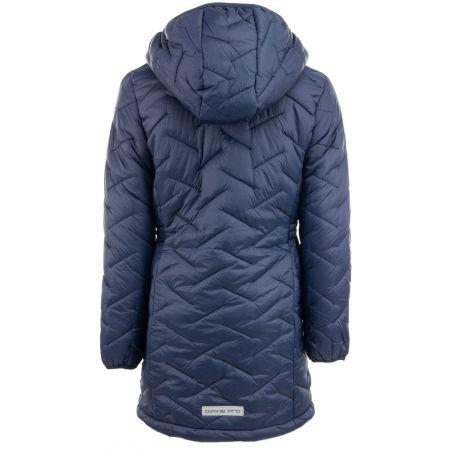 Detský prešívaný kabát - ALPINE PRO MATERASO - 2