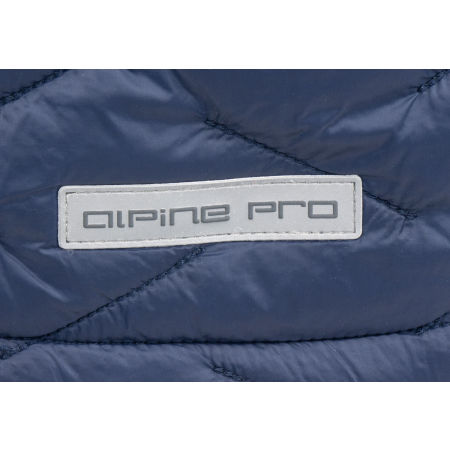Detský prešívaný kabát - ALPINE PRO MATERASO - 3