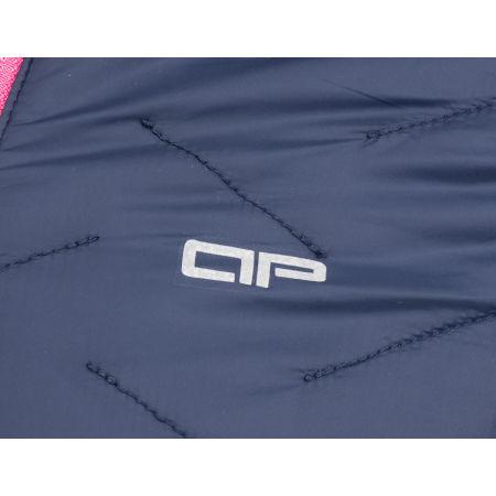 Detský prešívaný kabát - ALPINE PRO MATERASO - 4