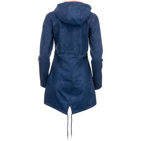 Dámsky softshellový kabát - ALPINE PRO CATLICOPA - 2
