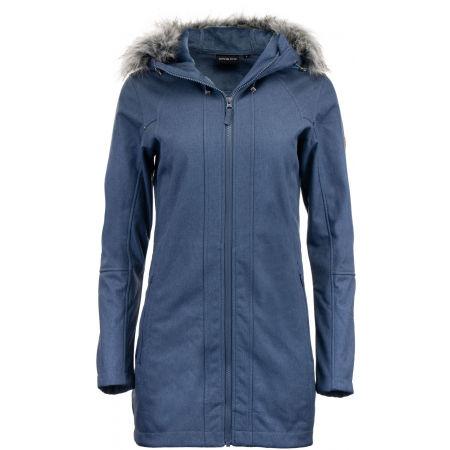 Dámský softshellový kabát - ALPINE PRO DUMUZA - 1