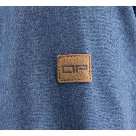 Dámský softshellový kabát - ALPINE PRO DUMUZA - 3