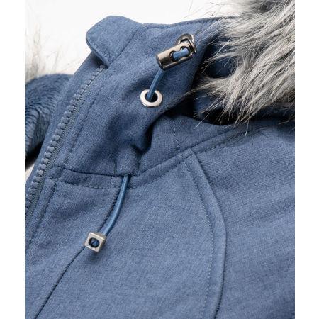 Dámský softshellový kabát - ALPINE PRO DUMUZA - 4