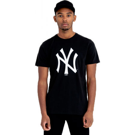 New Era NEW YORK YANKEES TEAM LOGO TEE - Férfi póló