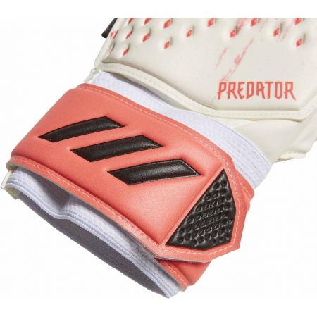 Pánské brankářské rukavice - adidas PREDATOR GL MTC FINGERSAVE - 3