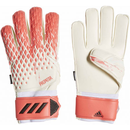adidas PREDATOR GL MTC FINGERSAVE - Men's goalkeeper gloves