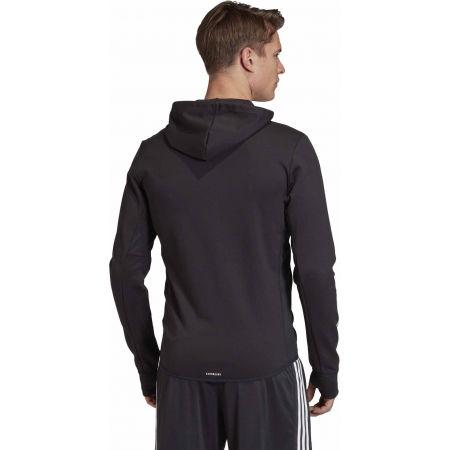 Bluza sportowa męska - adidas DESIGNET TO MOVE MOTION HOODED TRACKTOP - 7