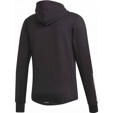 Bluza sportowa męska - adidas DESIGNET TO MOVE MOTION HOODED TRACKTOP - 2