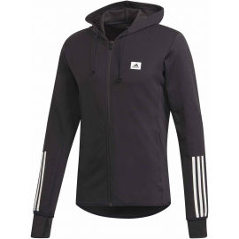 adidas DESIGNET TO MOVE MOTION HOODED TRACKTOP - Hanorac sport bărbați