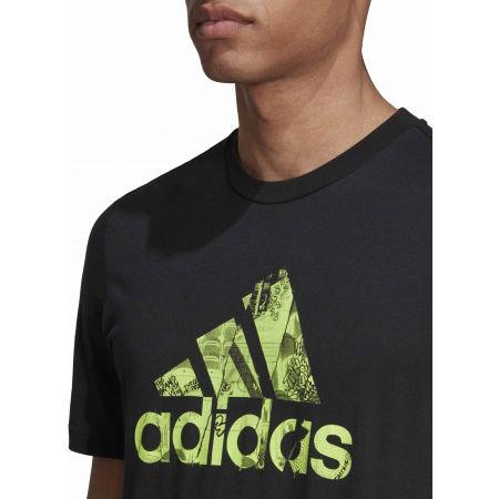 Pánske tričko - adidas M PHT LG T - 2