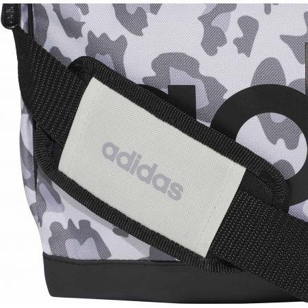 Sportovní taška - adidas LINEAR LEOPARD DUFFEL S - 4