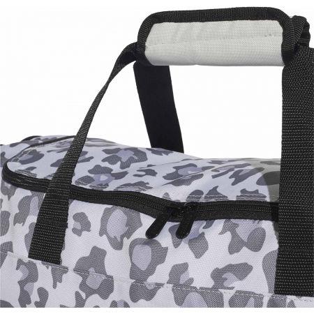 Sportovní taška - adidas LINEAR LEOPARD DUFFEL S - 5