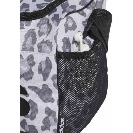 Sportovní taška - adidas LINEAR LEOPARD DUFFEL S - 6