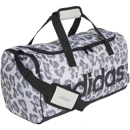 Sportovní taška - adidas LINEAR LEOPARD DUFFEL S - 2