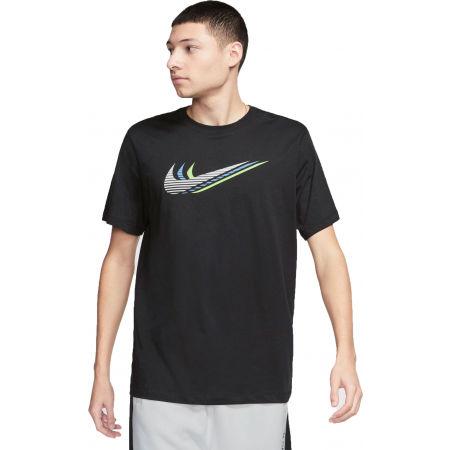 Nike NSW SS TEE SWOOSH M - Мъжка тениска