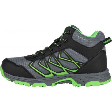 Kids' outdoor shoes - ALPINE PRO JACOBO MID - 4