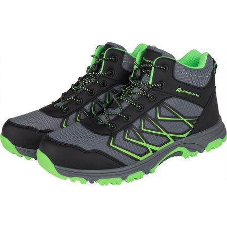 Kids' outdoor shoes - ALPINE PRO JACOBO MID - 2