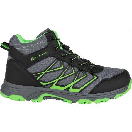 Kids' outdoor shoes - ALPINE PRO JACOBO MID - 3