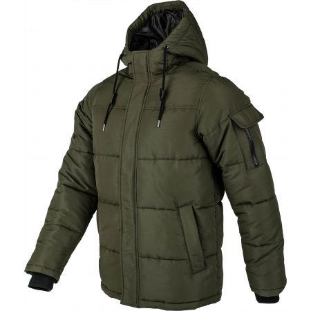 Men's jacket with warm padding - Willard INGVAR - 2