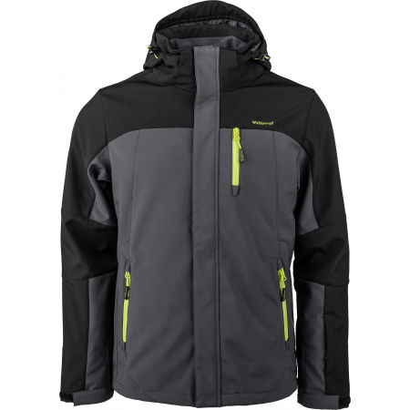 Men's softshell ski jacket - Willard ROC - 1