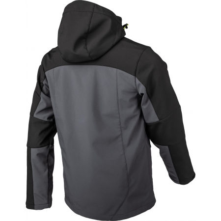 Men's softshell ski jacket - Willard ROC - 3