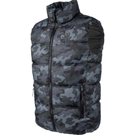 Men's quilted vest - Willard BOWLE - 2