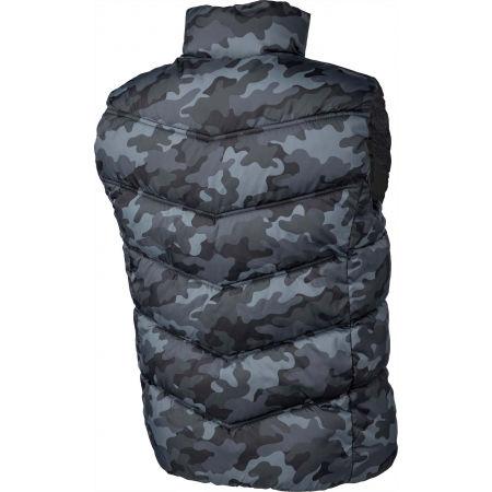 Men's quilted vest - Willard BOWLE - 3