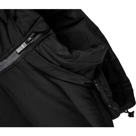 Pánska bunda s hrejivou výplňou - Willard BERRY - 5