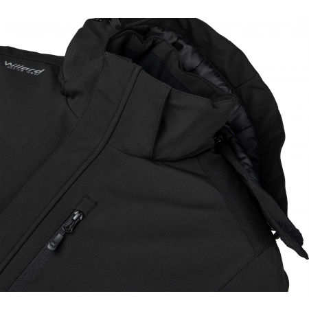 Men's jacket with warm padding - Willard TOR - 4