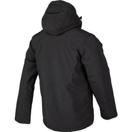 Men's jacket with warm padding - Willard TOR - 3