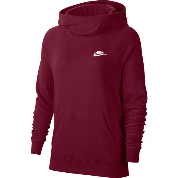 Nike NSW ESSNTL FNL PO FLC W  S - Dámská mikina