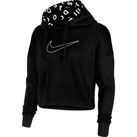 Nike THRM ALL TM PO CROP HD PR W - Dámská mikina