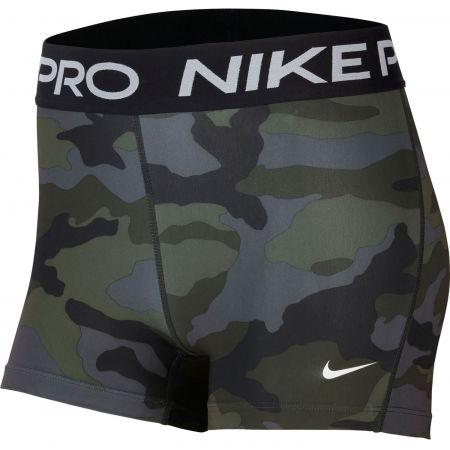 Nike NP SHORT 3 PP2 CAMO W - Dámské šortky