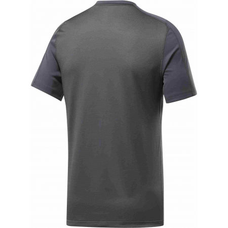 Koszulka męska - Reebok WOR COMM SS TECH TEE - 2