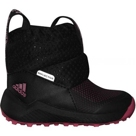Dětská zimní obuv - adidas RAPIDASNOW I - 7