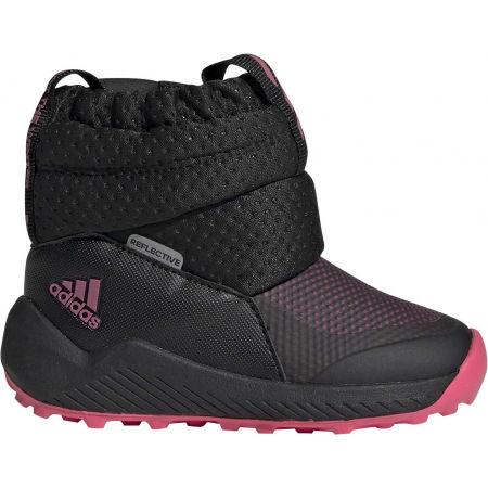 Dětská zimní obuv - adidas RAPIDASNOW I - 2