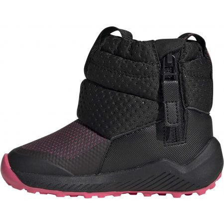 Dětská zimní obuv - adidas RAPIDASNOW I - 3