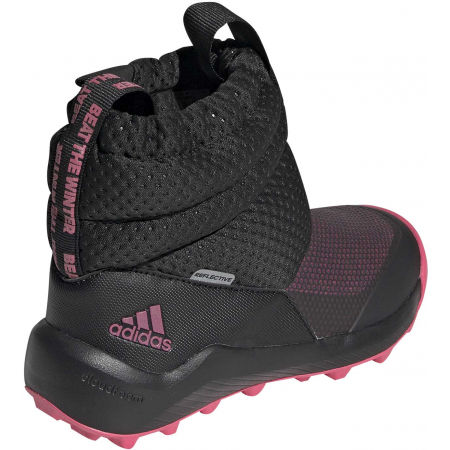 Detská zimná obuv - adidas RAPIDASNOW C - 6