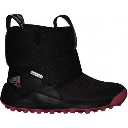 Detská zimná obuv - adidas RAPIDASNOW C - 7
