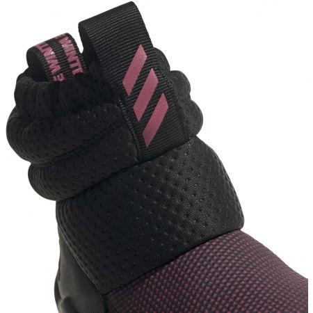 Detská zimná obuv - adidas RAPIDASNOW C - 10