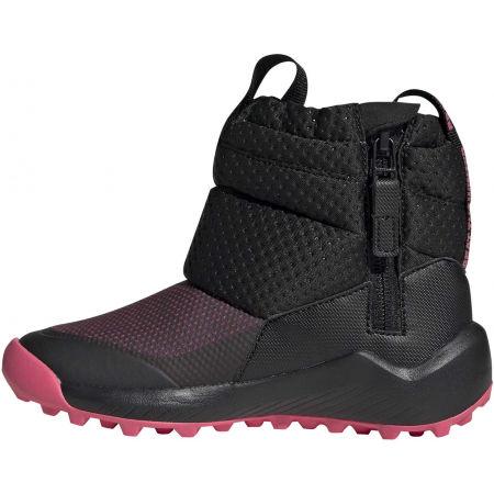 Detská zimná obuv - adidas RAPIDASNOW C - 3