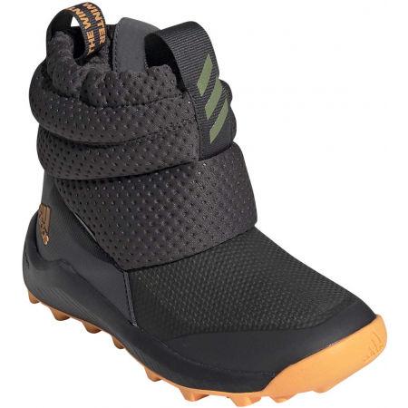 adidas RAPIDASNOW C - Dětská zimní obuv