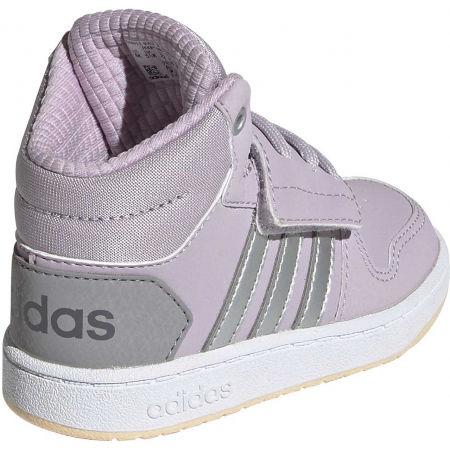 Obuwie miejskie dziecięce - adidas HOOPS MID 2.0 I - 6