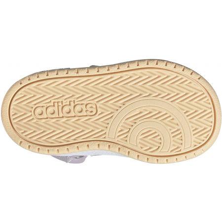 Obuwie miejskie dziecięce - adidas HOOPS MID 2.0 I - 5