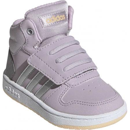 adidas HOOPS MID 2.0 I - Dětská volnočasová obuv