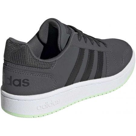 Dětská volnočasová obuv - adidas HOOPS 2.0 K - 6